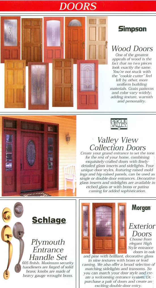 Doors by Beckerle  sc 1 st  Beckerle Lumber & Beckerle Lumber - LUMBER ONE with Doors in Rockland County NY