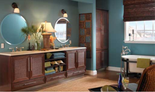 BECKERLE LUMBER ONE WITH BATH VANITIES               - Yes - Beckerle Lumber sells bathroom vanities               - MADE IN AMERICA/USA vanities