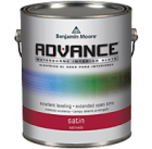 Beckerle lumber - not just lumber - Paint                                   Benjamin Moore Paint - GENNEX Tinting platform                                    - ADVANCE - Benjamin Moore's                                ****NOW APPROVED FOR EXTERIOR USE******                                                 Waterborne Exterior & Interior ALKYD