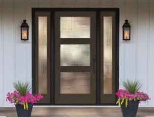 Beckerle Lumber - ThermaTru Entry Door Systems