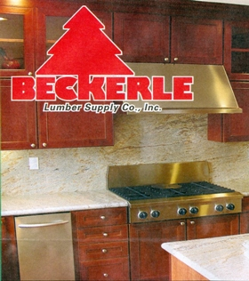Kitchens by Beckerle lumber               Beckerle Lumber is Lumber one with Kitchens.